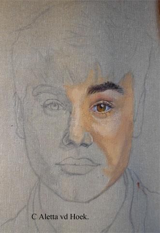 Justin Bieber por Aletta15
